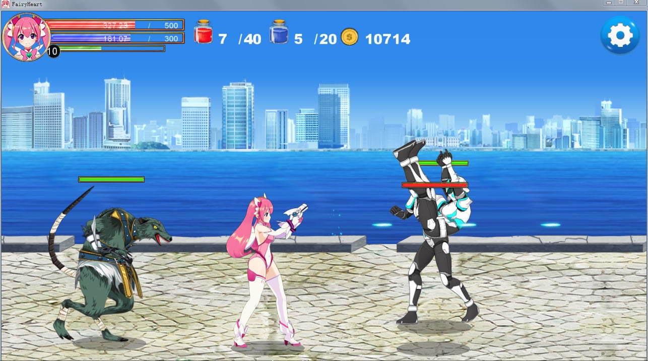 魔法天使精灵心 V2.0.4 高配步兵版+全解锁存档+CG包【更新/CV/ACT/全动态/1G】