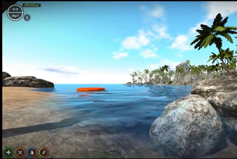 R-LIFE~和蕾姆一同荒岛求生Ver0.8.3【更新/ACT/3D/动态CG/3.7G/0413】