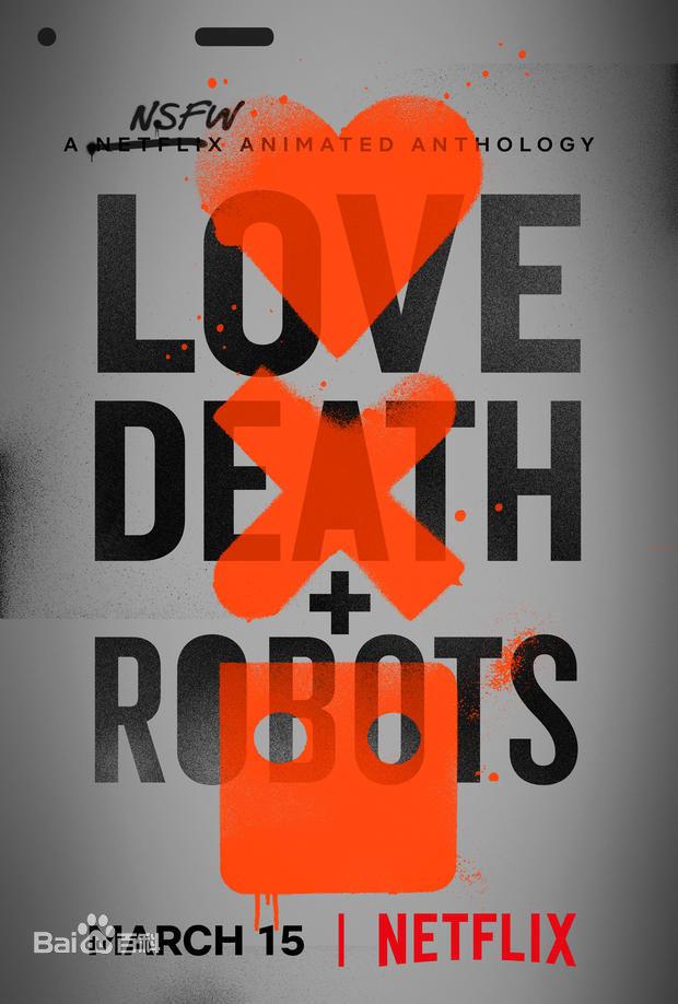 【动画】爱,死亡和机器人:Love, Death & Robots 1080HD 完整版【8.3G】