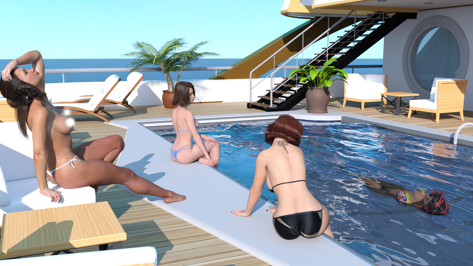 水上世界-WaterWorld V1.20 汉化作弊版 +攻略【更新/SLG/07-04-01/1.1G】