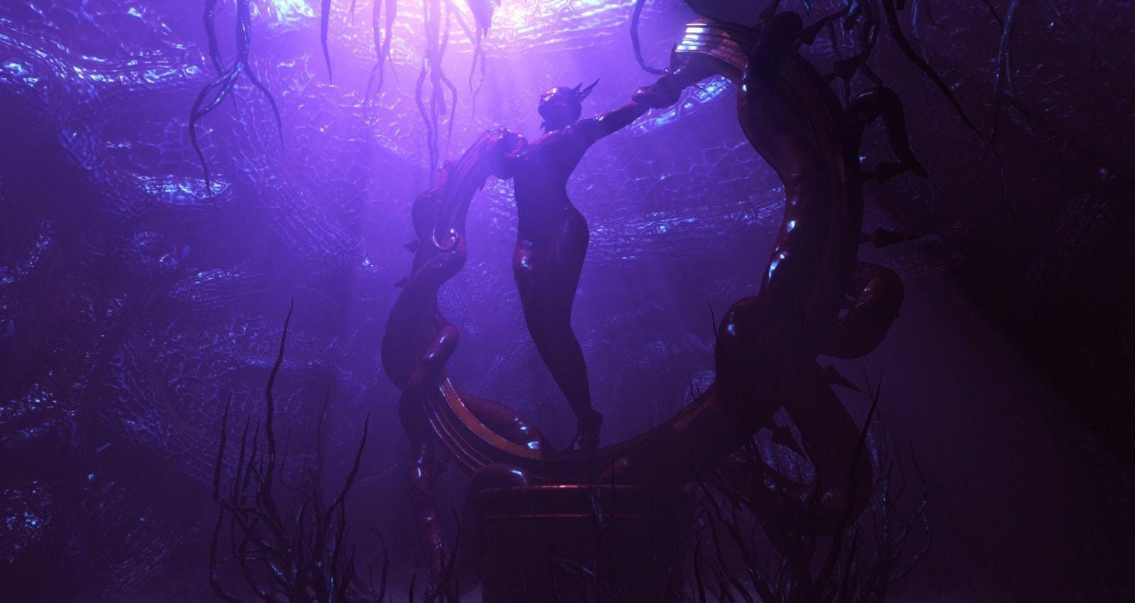 黑岸的浴网:Lust for Darkness 官方中文完整版【精致/3D/13G/0555】