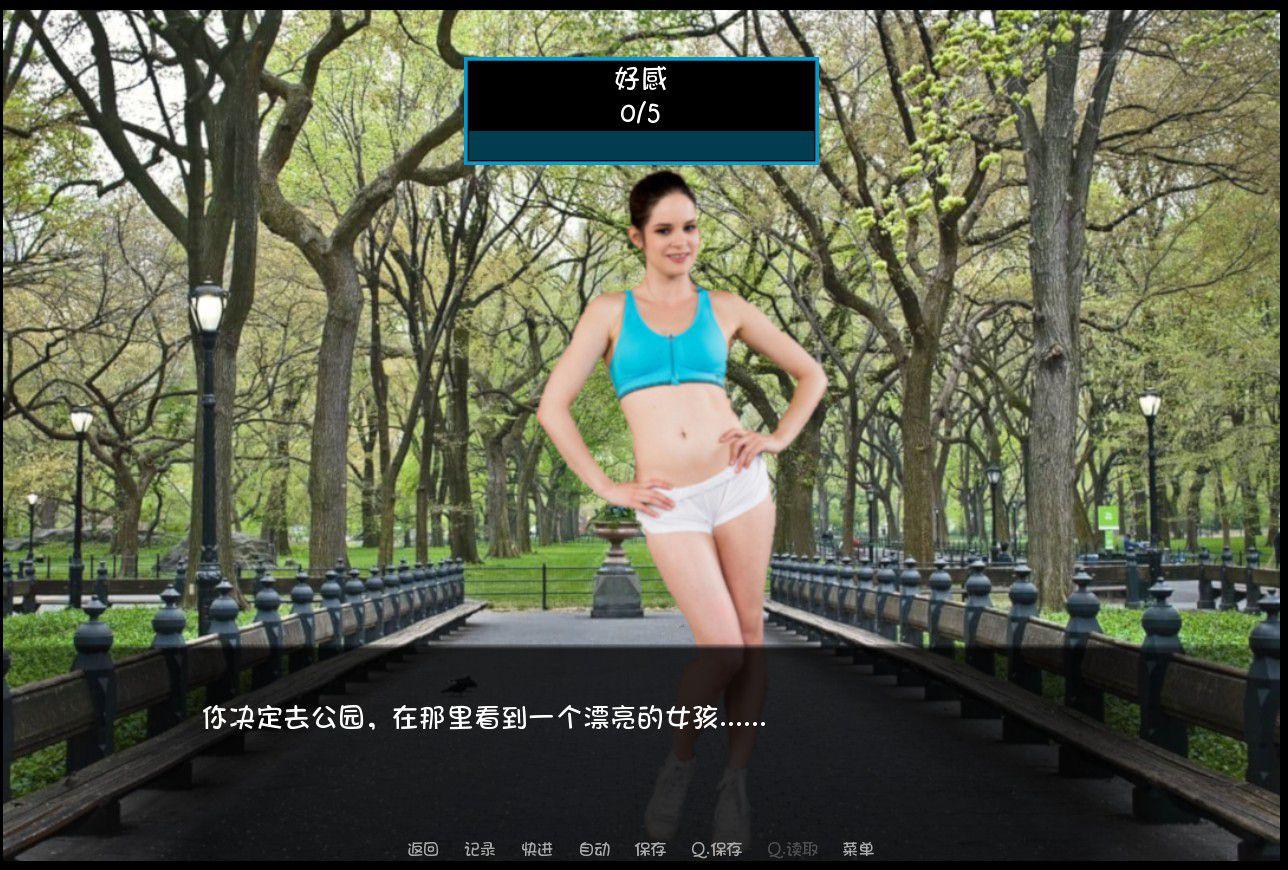 【欧美SLG/汉化/真人CG】梅兰妮 Melanie V0.3 汉化版【新汉化/PC+安卓版】【500M】